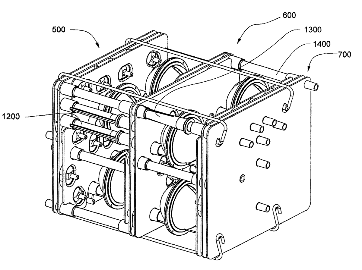 detail drawing cassette mechanism