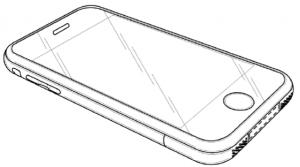 iPhone design patent