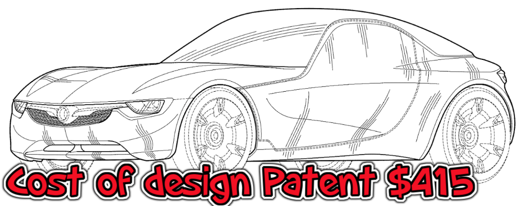 How Much Does a US Design Patent Application Cost?