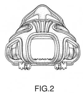 Design patent Example shoe1