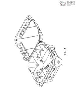 Design patent example Mexico