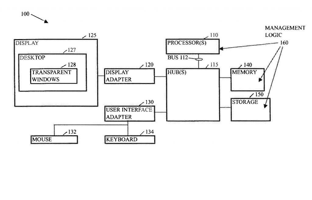 transparent patent drawings