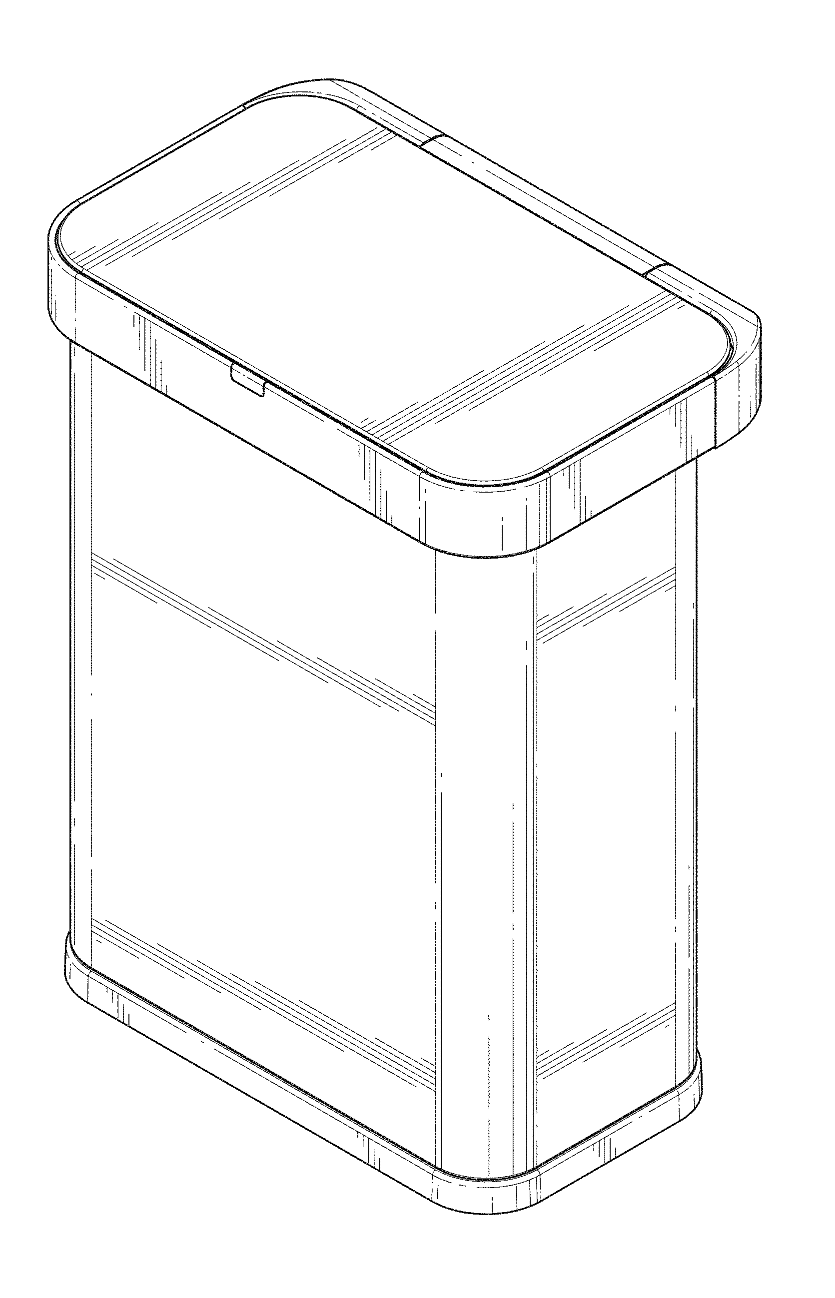 patent drawing contours