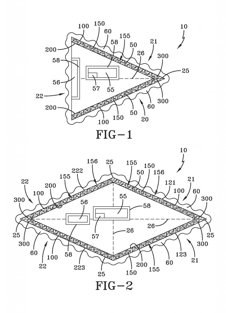 ufo patent