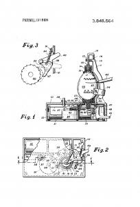 egg decorating mechanism