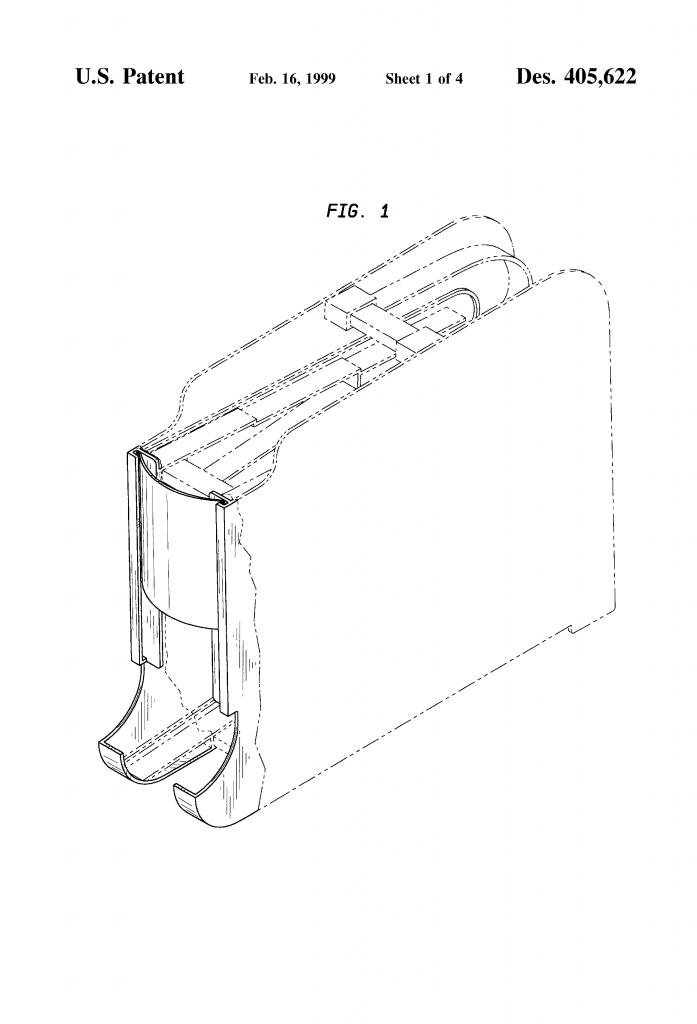 linz patent soup dispenser